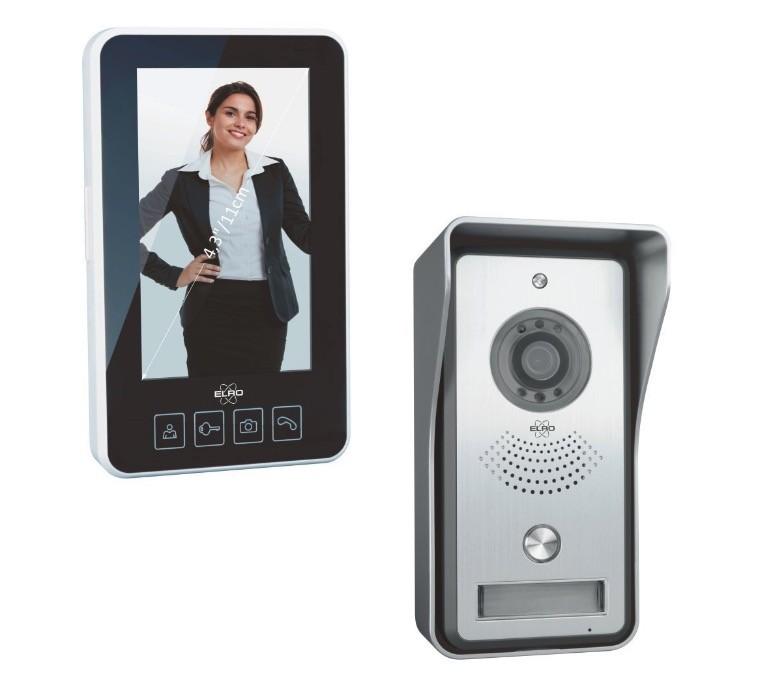 Videocitofono Wireless Elro CS83DVR