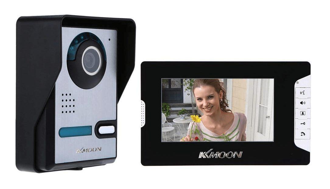 KKmoon kit videocitofono