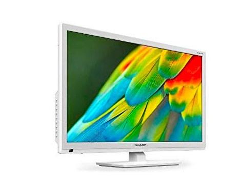 Tv Sharp 24 Pollici Bianco