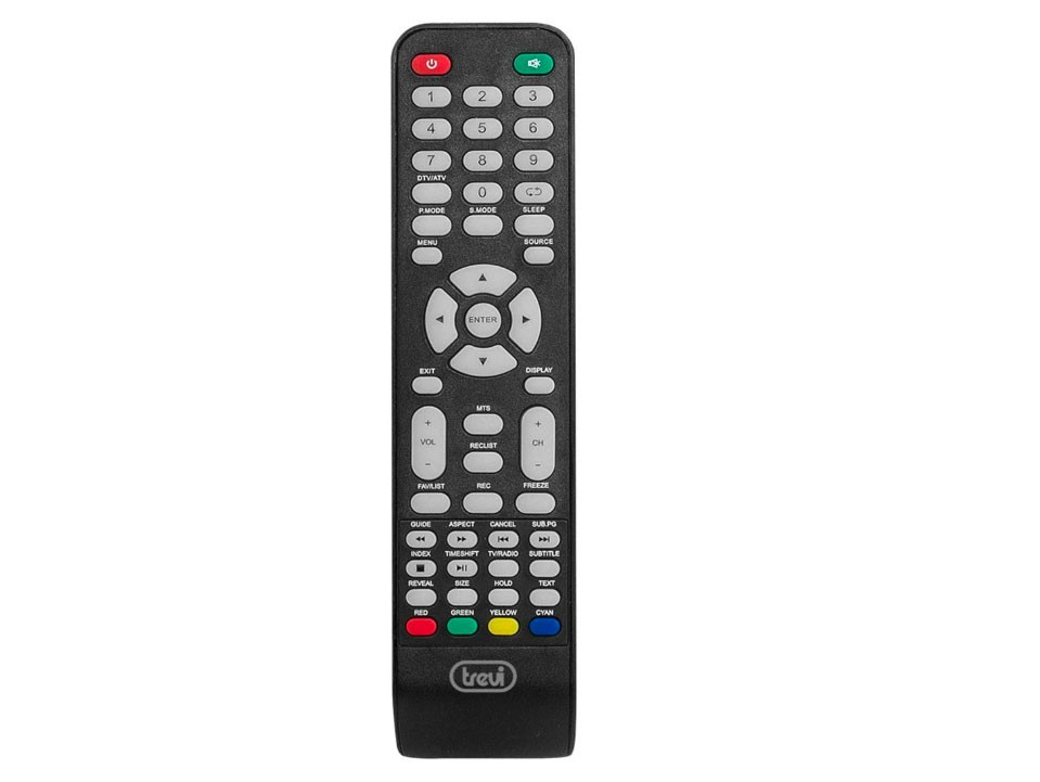 Tv Trevi 22 Pollici telecomando