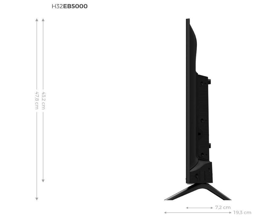 HiSense Tv 32 Pollici