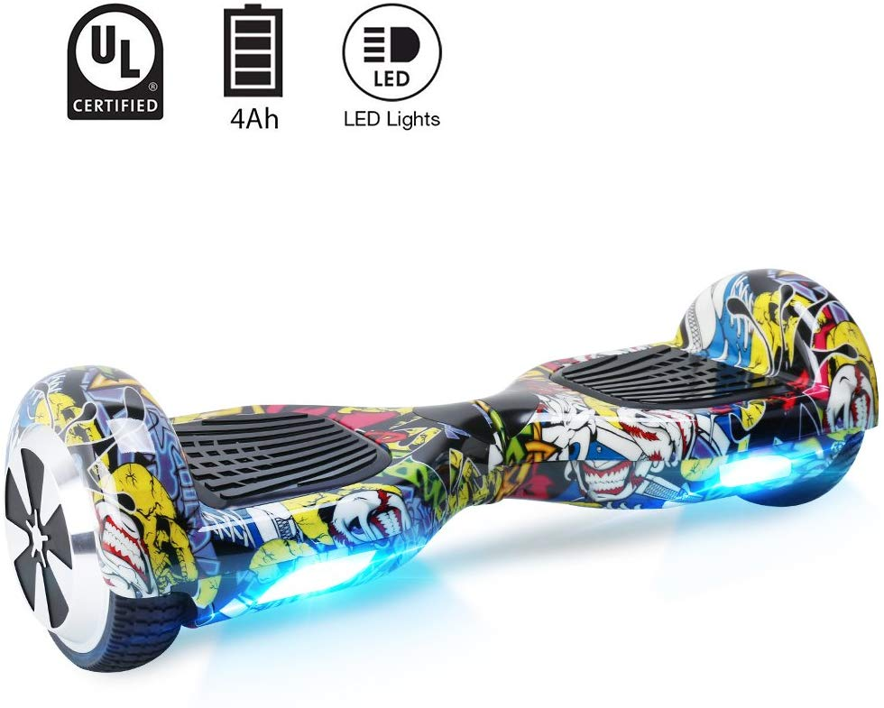 Bebk Hoverboard 6.5 pollici
