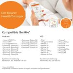 Bilancia Impedenziometrica Beurer BF 700-2