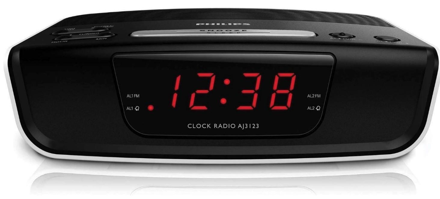 Philips AJ3123/12 Radio Sveglia