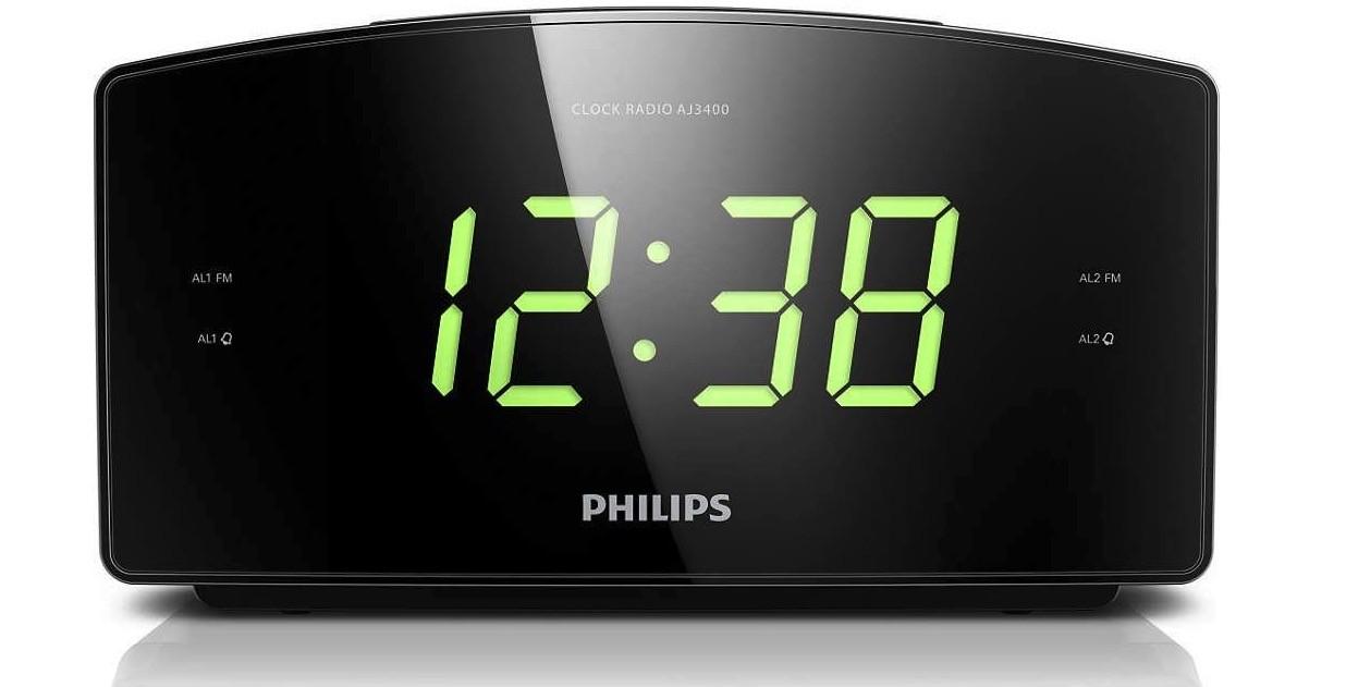 Radio Sveglia Philips AJ3400
