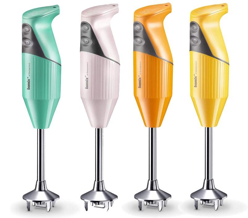 Frullatore Minipimer Bamix M200 colori