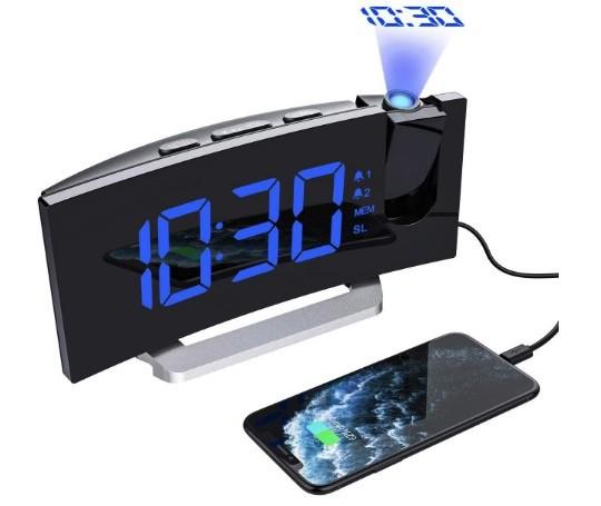 Mpow radio sveglia digitale
