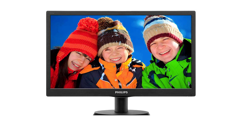 Philips Monitor Tv Led 18,5 ""