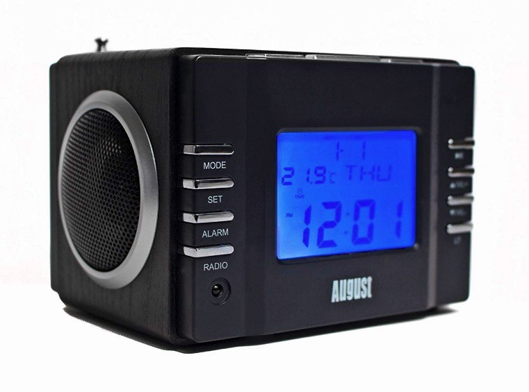 Radio Sveglia Digitale August MB300