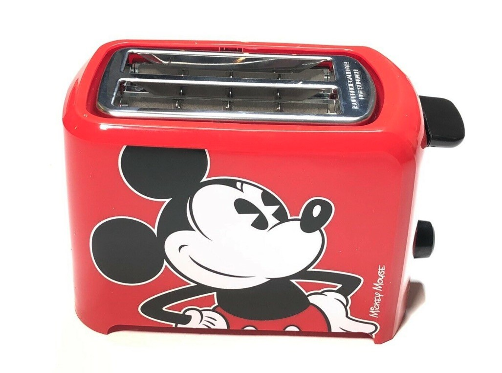 Tostapane Disney Mickey Mouse