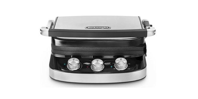 Bistecchiera elettrica De Longhi CGH 910 Contacg Grill