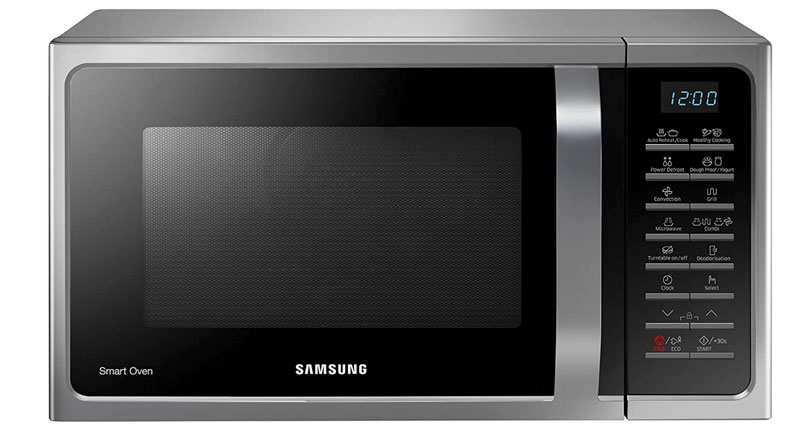 Samsung MC28H5015AS Forno Microonde Grill