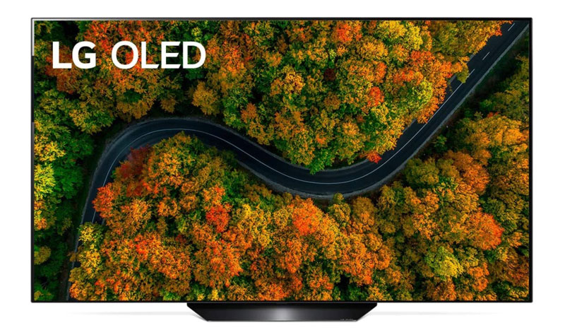 "TV LG B9 OLED 55"" versione 2020"